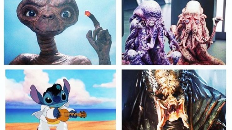 The Big Reviewski Ep22 with Emma Thompson, Mindy Kaling, space daddies & favourite movie aliens