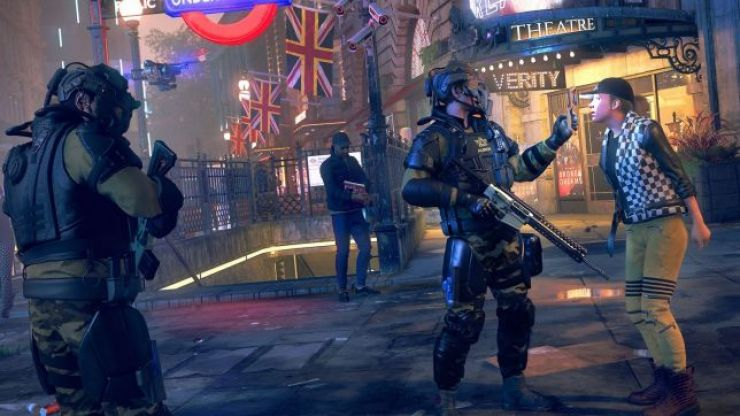 New PS4 game debated on BBC politics show due to dystopian depiction of post-Brexit Britain