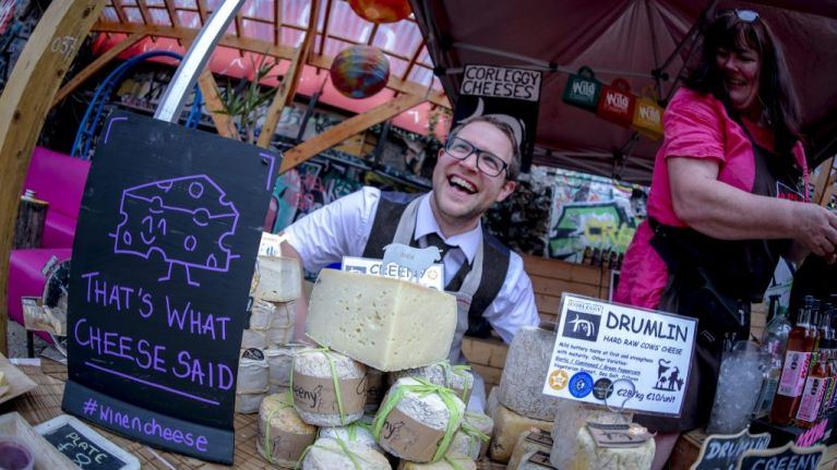 Wine Not? Wine & Cheese Festival 2019 is coming to Dublin and sounds brilliant