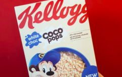 Kellogg's white chocolate Coco Pops are now on sale in Ireland