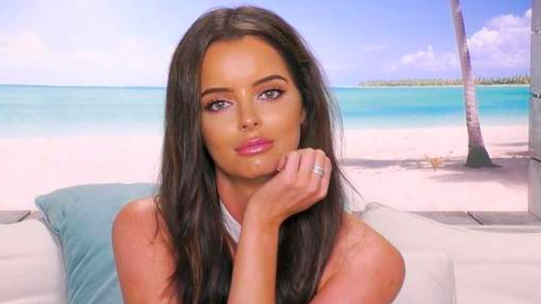Almost 500 complaints made to Ofcom about Love Island contestant Maura Higgins