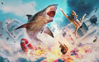 Do you love Grand Theft Auto, but reckon it would be better if you were a shark? Well, good news...