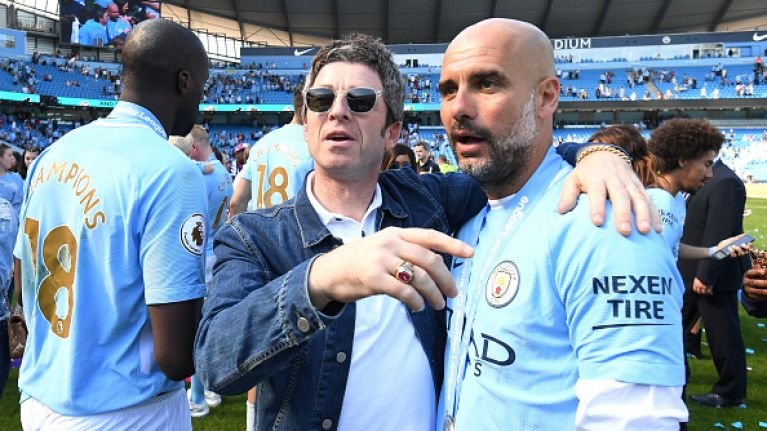 Does anyone else wish Noel Gallagher would just shut up?