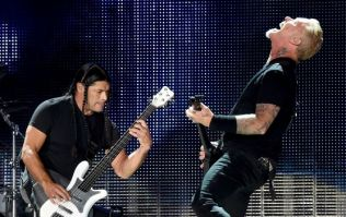 Metallica make two big Irish charity donations before Slane gig