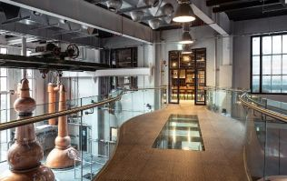 Here's your first look at Dublin's new immersive Irish whiskey distillery