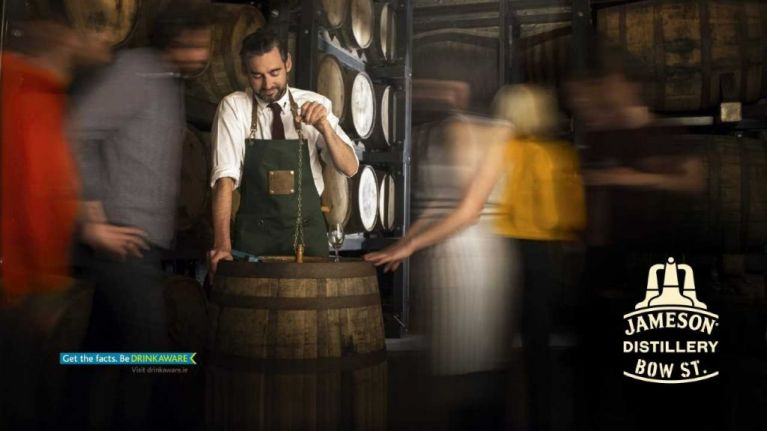 COMPETITION: Win the ultimate Jameson day out for you and your 'auld lad