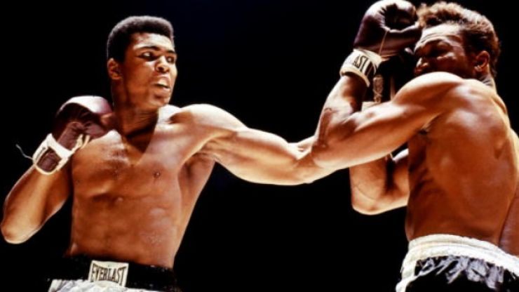 HBO's brand new, critically-acclaimed documentary about Muhammad Ali airs tonight on Sky