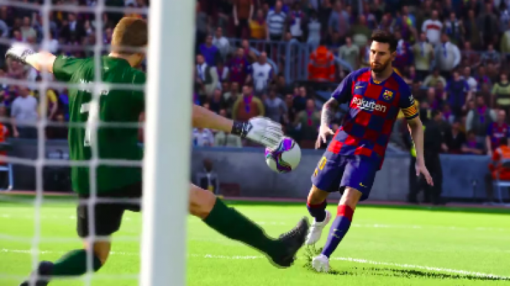 WATCH: The trailer for the latest Pro Evolution Soccer game is here