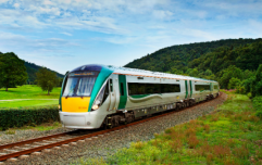 Woman gives birth on an Iarnród Éireann train