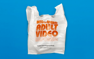 This shop is using embarrassing plastic bags to shame customers into bringing reusable ones
