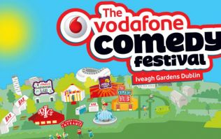 Vodafone's Comedy Festival line-up this year is hugely impressive