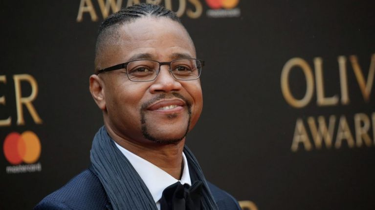 Cuba Gooding Jr. hands himself in to NYPD following sexual misconduct allegation
