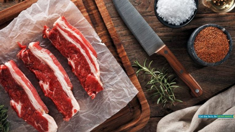 Give your BBQ a smokey twist with this awesome rib of beef recipe