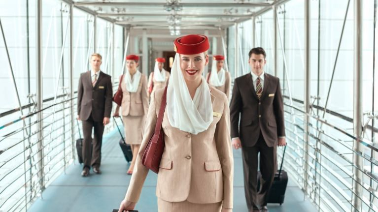 Emirates is recruiting new cabin crew members in Cork for tax-free jobs