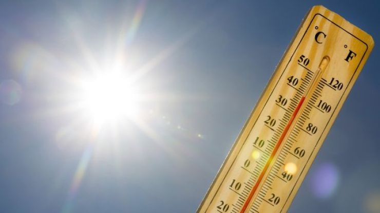 Heatwave warning issued for people with asthma