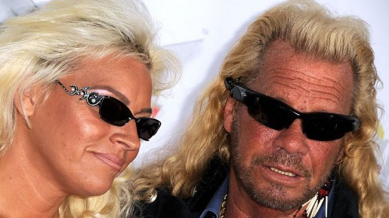 Beth Chapman, co-star and wife of Dog the Bounty Hunter, has