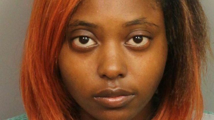 Pregnant woman shot in stomach in Alabama is charged with fetus's death
