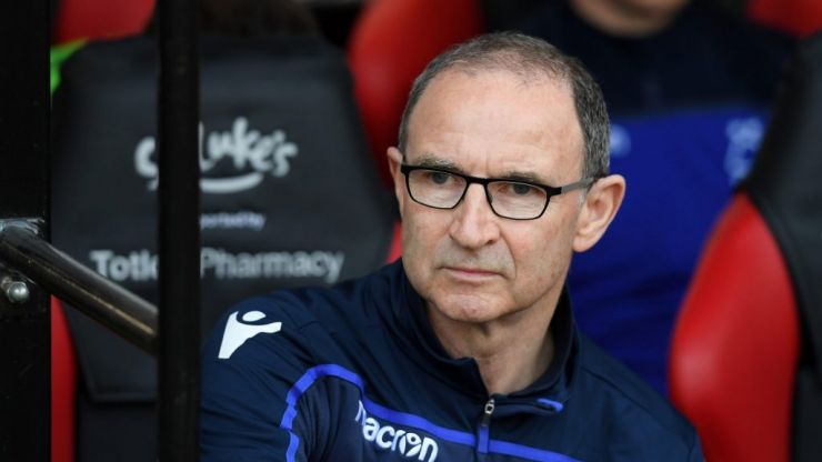The fall of Martin O'Neill at Nottingham Forest and why nostalgia doesn't work in football