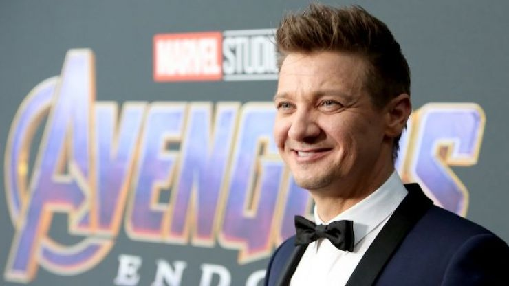 Jeremy Renner has released quite possibly the worst song of 2019