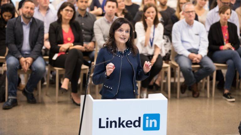 LinkedIn to create 800 new jobs in Dublin