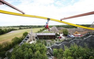 Tayto Park opens new attraction called the Sky Glider