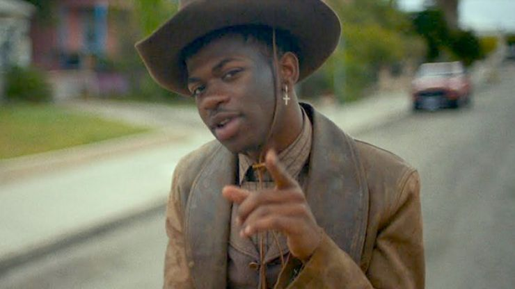 LISTEN: Lil Nas X's follow-up single to 'Old Town Road' interpolates a classic Nirvana track