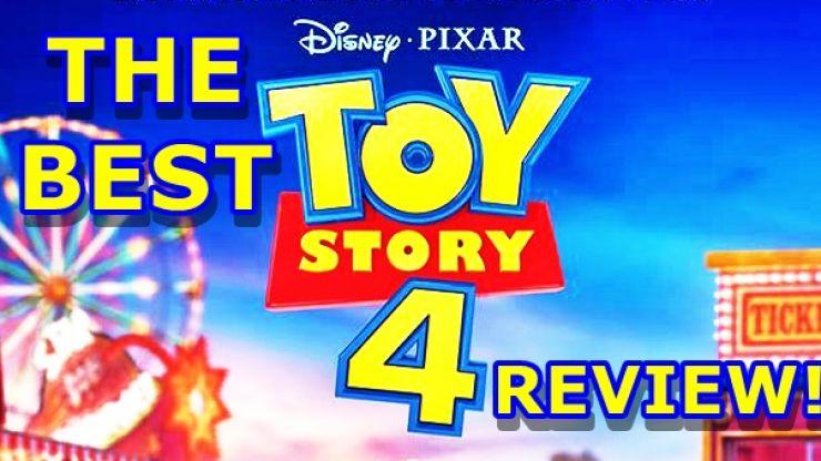 The Big Reviewski Ep23 with Asif Kapadia, floppy cowboys & reviews of Toy Story 4, Brightburn & Child's Play