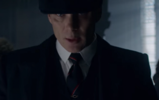 First look at Tommy Shelby in his new role for Season 5 of Peaky Blinders