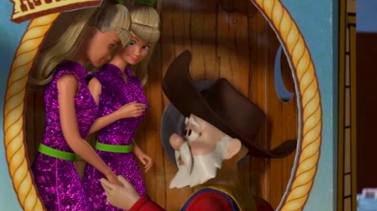 Pixar remove sexually suggestive joke from Toy Story 2 blooper reel