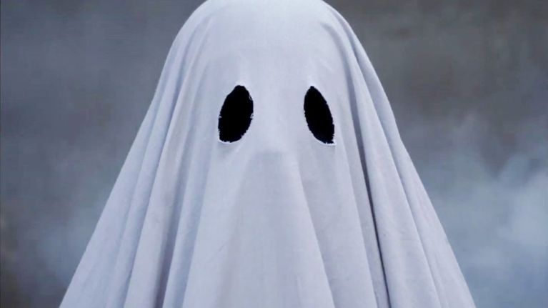I don't believe in ghosts. But there is a ghost in my house