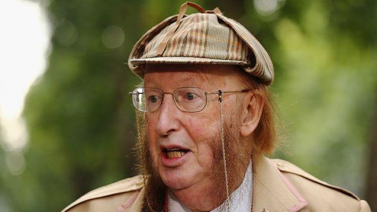 Popular racing broadcaster John McCririck has died aged 79