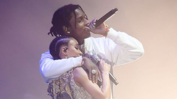 A$AP Rocky unable to perform at Longitude, replacement announced