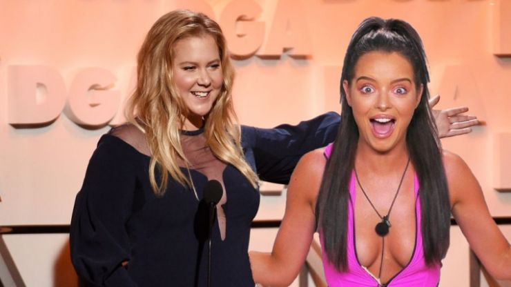Amy Schumer comes out in support of Longford's Maura Higgins