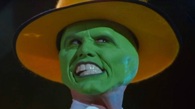 The Mask creator would like to see a female-led reboot