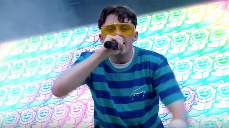 WATCH: Versatile tore the place up at Longitude