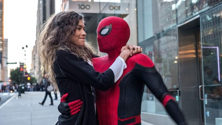 WATCH: The cast of Spider-Man: Far From Home react to THAT post-credits scene