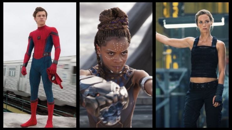 EXCLUSIVE: Tom Holland wants to join Shuri in fighting baddie Emily Blunt in Spider-Man 3
