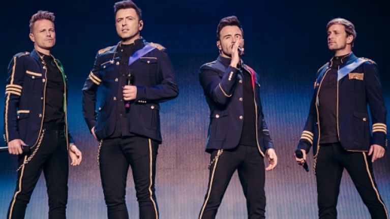 There are still tickets to see Westlife's Croke Park gig in cinemas around Ireland