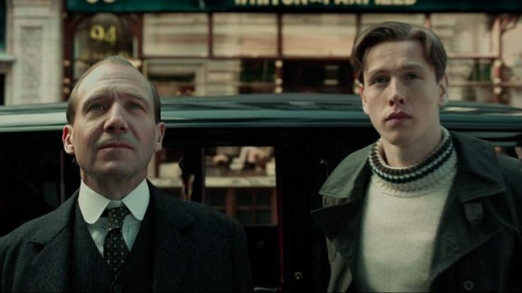 #TRAILERCHEST: Kingsman goes all World War I in the first look at the prequel