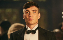 "Peaky Blinders star hails Cillian Murphy as ""the best actor in the world"""