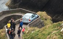 "PIC: Learner driver gets stuck on ""sheep highway"" in Kerry"