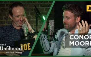 Conor Moore on the Davy Fitzgerald sketch that helped him hit the big time