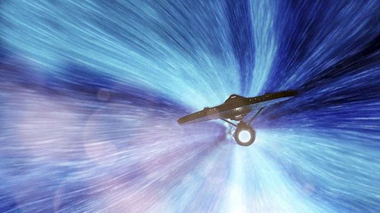 """Tarantino says his Star Trek movie will basically be """"Pulp Fiction in space"""""""