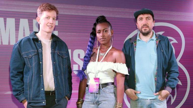 JOE's Song Of The Day #802 - Kean Kavanagh, Fedah & David Kitt 'Follow the Sound'