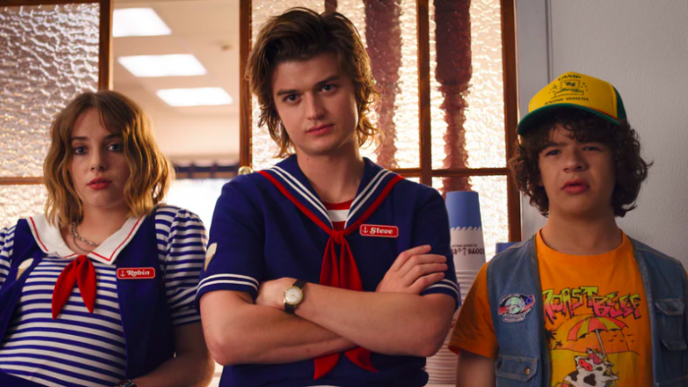 The ice cream parlour from Stranger Things is coming to Dublin