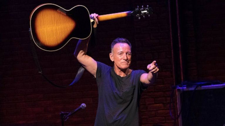 QUIZ: Can you name the Bruce Springsteen song just from the lyric?