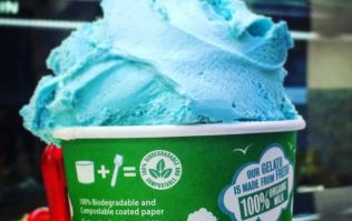Gino's Gelato has swapped 90% of its packaging for sustainable alternatives