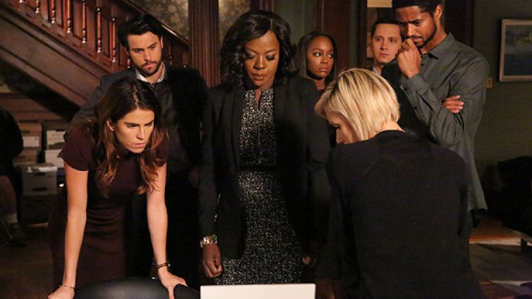 How to Get Away With Murder is going to end with season six