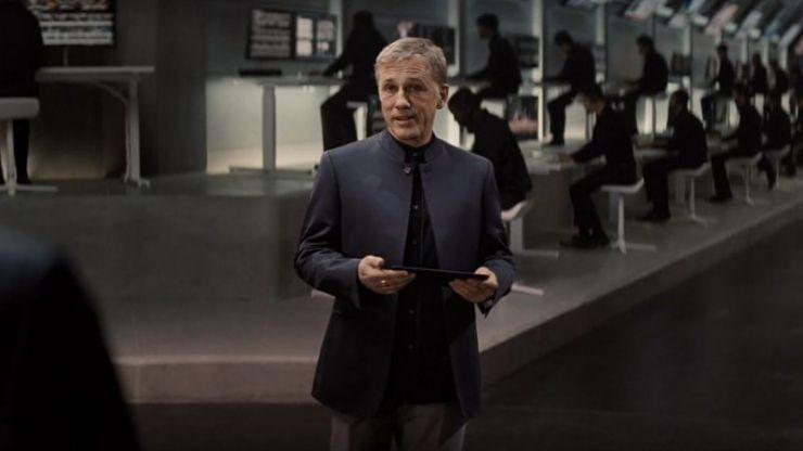 Christoph Waltz will return as Blofeld in Bond 25
