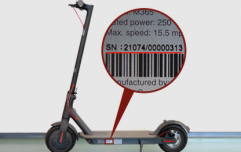 Electric scooter sold in Ireland recalled due to fears of loose steering column